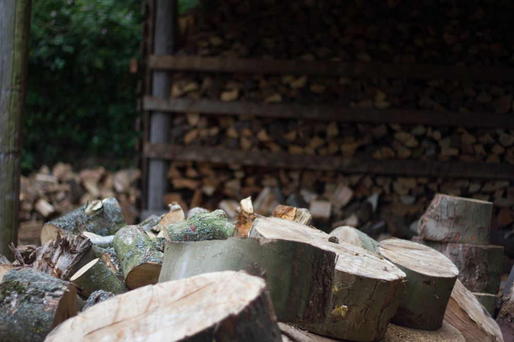 Logs & Woodchip